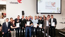Winners of viscom Best of 2013 Award